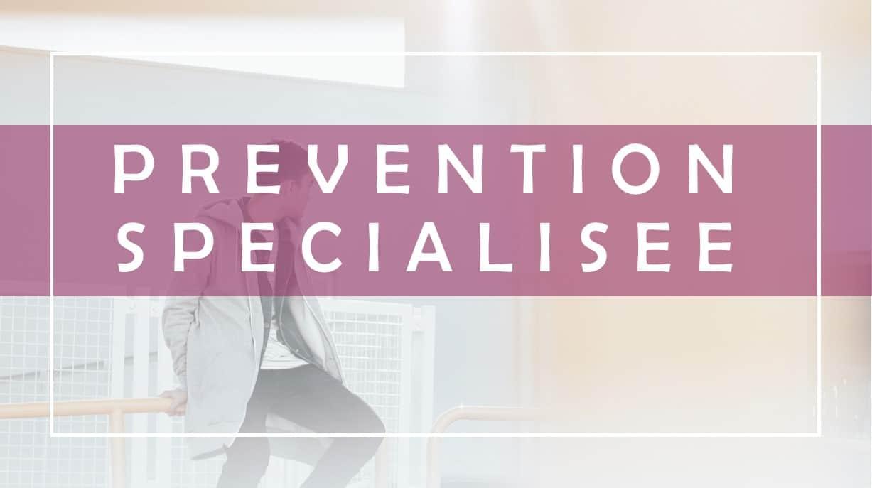 Prévention spécialisée