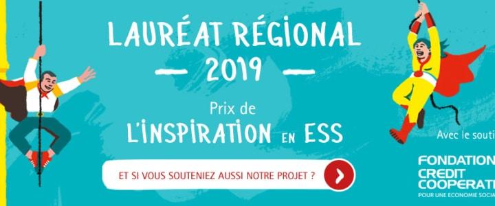TAPAJ, Lauréat régional du prix de l'inspiration en ESS en Centre-Val de Loire